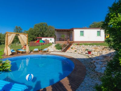 Photo for Vacation home Resort Jelovci in Tinjan - 8 persons, 3 bedrooms