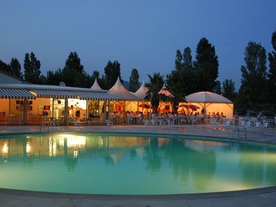 Photo for Mobile Home in camping 4 *