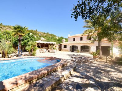 Photo for Vacation home Casa Costera (MRA180) in Moraira - 10 persons, 5 bedrooms