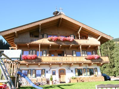 Photo for Sunlit Mansion near a Ski Area and Lake in Tyrol