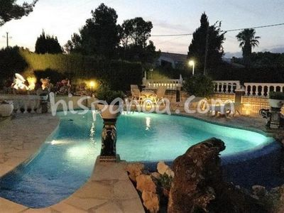 Photo for Rental in Ametlla de Mar villa with private pool 6 pers