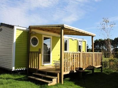 Photo for Camping Domaine d'Inly **** - Mobile home 3 Rooms 6 People