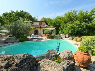 Photo for Vacation home Oasis in Penna in Teverina - 8 persons, 4 bedrooms