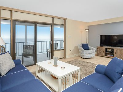 Photo for Beautiful 3 BR Ocean Front Unit - Featured on HGTV's Beachfront Bargain Hunt!