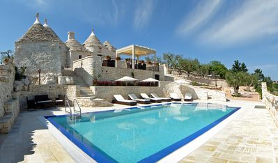 Photo for Charming 3 bedroom House in Alberobello (Q5654)