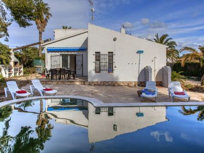 Photo for Vacation home Villa Sol in L'Ametlla de Mar - 8 persons, 3 bedrooms