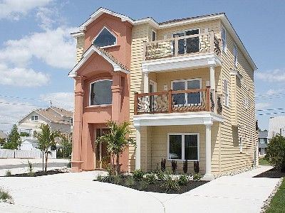 Photo for Modern Luxury A zone property with full sand volleyball court steps to the beach