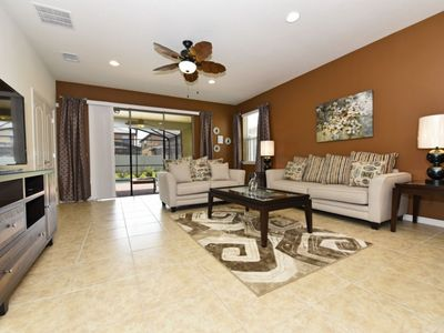 Photo for Windosr at Westside 7Bd/5Bth Hm w Pool/WiFi/Gated Resort Community w Pool/Lazy River/Water Playground-2112W