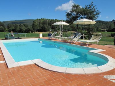 Photo for Vacation home Podere Alighiero (BCC185) in Boccheggiano - 6 persons, 2 bedrooms