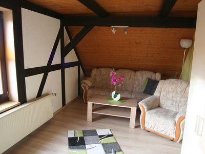 Photo for Burgberg - Guesthouse Tröbs Apartments in the pearl of the southern Harz