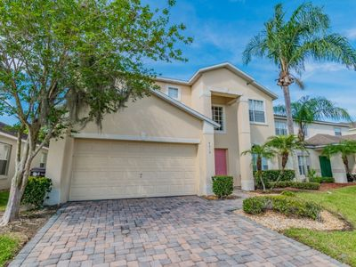 Photo for 2 story 4 bedroom pool home south facing, gated community 4610