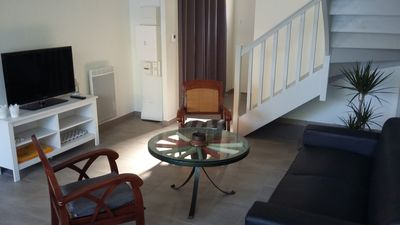 Photo for new, light cottage 10 minutes from Bordeaux