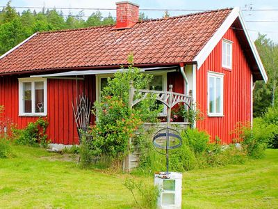 Photo for 2 person holiday home in HJÄRTUM