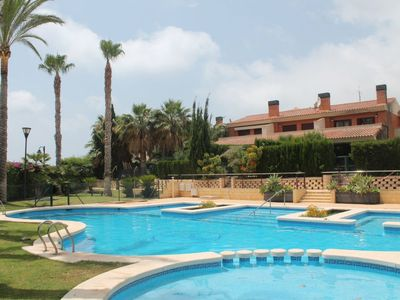Photo for Vacation home Casa Indico,  in El Campello/Villajoyosa, Costa Blanca - 4 persons, 2 bedrooms