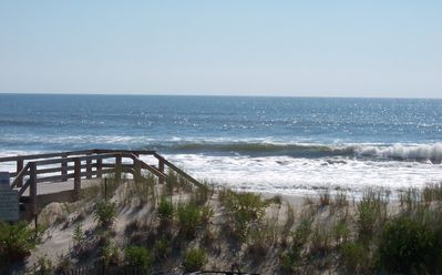 Photo for At the Beach! Best Views on the Island! Sunrises & Sunsets in Sea Isle City, NJ!