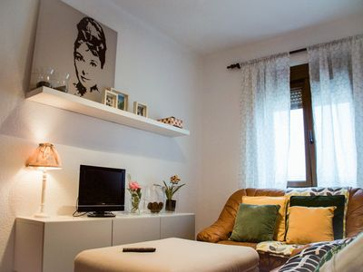 Photo for Very quiet area, next to the HUCA. Ideal families, WIFI