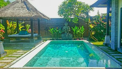 Photo for Truly Magical Living Bali, tranquil and good loc