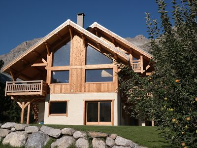 Photo for New luxury chalet: sleeps 10/12 people, Vallouise