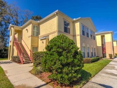 Photo for Ground Floor Unit - Screened Balcony - Gated Community - 15 Minutes to Disney