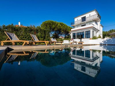 Photo for Keyweek Modern Villa with Pool, Hammam, and Garden in Anglet