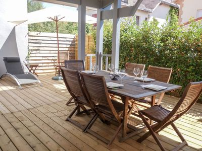 Photo for Vacation home Aimé Bourdier in Arcachon - 6 persons, 2 bedrooms