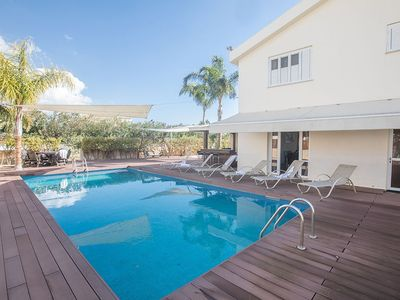 Photo for Villa Magusta - Modern 4 Bedroom Ayia Thekla Villa with Pool - Close to the Beach