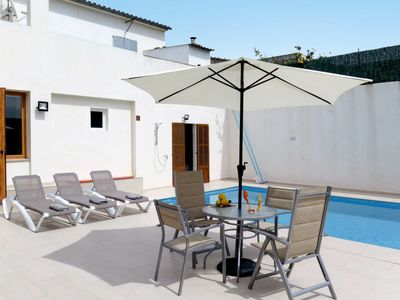 Photo for Vacation home Es Rafal (PSR151) in Porreres - 8 persons, 4 bedrooms