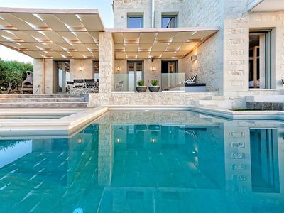 Photo for Luxury 3-Bedroom Villa in Crete