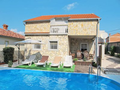 Photo for Vacation home Mikac  in Dobrinj, Isle of Krk - 12 persons, 4 bedrooms