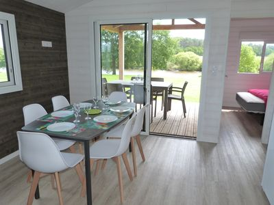 Photo for 3BR Chalet Vacation Rental in Marzan, Bretagne