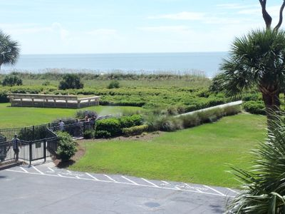 Photo for 264 Sea Side Villas - One-bedroom Villa on the Beach with Great Ocean View!