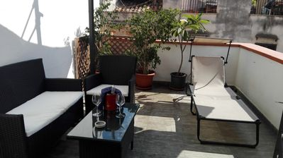 Photo for LULL HOUSE TO THE TERRACE