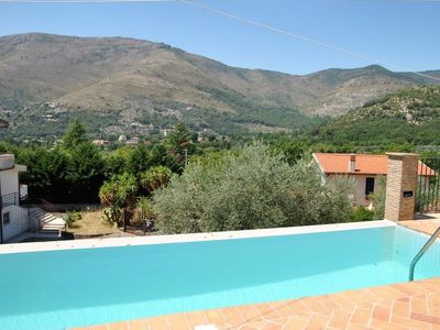 Photo for Vacation home Oasis in Sperlonga - 7 persons, 3 bedrooms