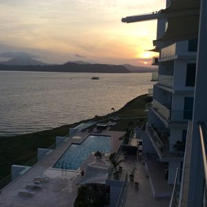 Photo for PANAMA CANAL & PANAMA CITY - OCEANFRONT Studio/Apartment  w/Best View of Pana