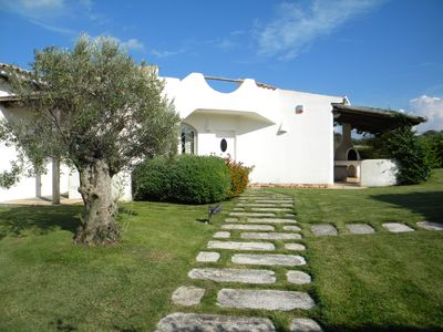 Photo for Independent villa north Sardinia with private pool and garden.