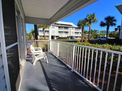 Photo for Beachside Villas 414, 2BR/2BA condo in beautiful Seagrove Beach!