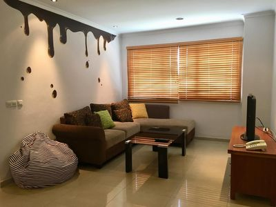 Photo for Beautifully presented spacious 2 bedroom apartment in Senayan area