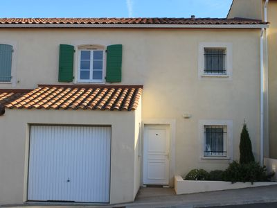 Photo for Beautiful Villa Narbonne Plage Family-friendly Beach With Numerous Amenities.