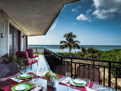 "Photo for ""Check Out Our Low - Low Summer Rates !"" OCEAN FRONT! 90 FT BALCONY- Ocean"