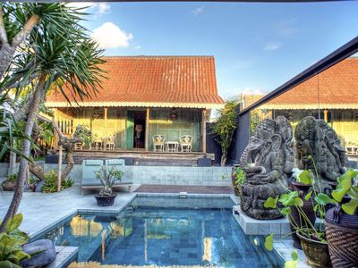 Photo for Yudistira, 3 Bedroom Luxury Villa Private Pool-Canggu