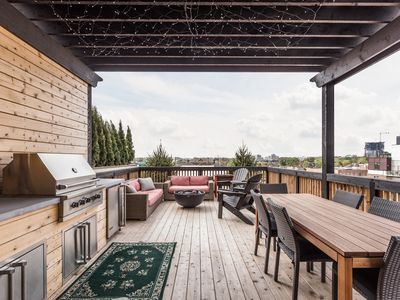 Photo for Indy Rooftop Penthouse