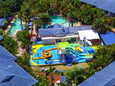 Photo for Family Friendly Resort, 2 Bedroom Superior Apartment