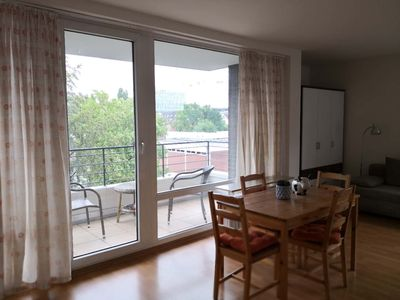 Photo for 1,5 ZI. APARTMENT WITH LARGE BALCONY IN LÖRICK