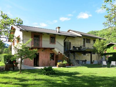 Photo for Vacation home Ca' Stevenot in Valle Maira - 6 persons, 1 bedrooms