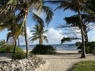 Photo for Island Oasis-Secluded Luxury Beachfront Condo in Pelican Cove-Minutes to Town