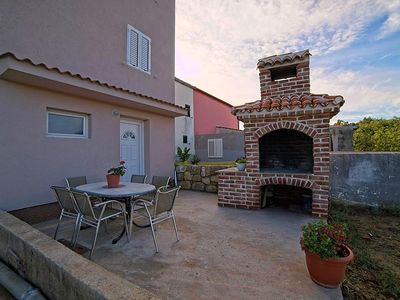 Photo for Holiday house with a parking space Kampor (Rab) - 16357