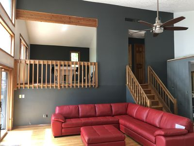 Photo for Newley Renovated Modern Cabin! Will be complete June 13, 2019