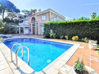 Photo for Cozy villa ABA, private pool, garage, 5 bedrooms, relax area