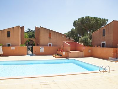 Photo for VILLA 6 BEDS WITH SWIMMING POOL IN PINEDE AREA