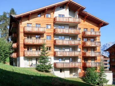 Photo for Apartment Résidence Le Pracondu (HNE250) in Nendaz - 4 persons, 1 bedrooms